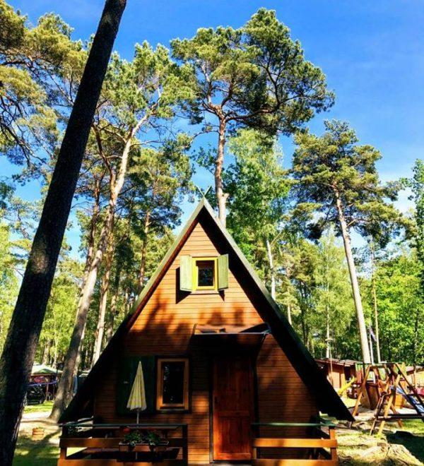 Domki Letniskowe Maja w Pogorzelicy